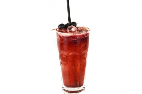 Forest Berry Mocktail from Passion for Cocktails